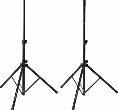 Ultimate Support Music Products Js-ts50-2 2-pair Speaker Stand Jamstands
