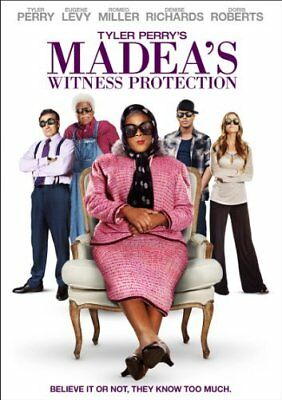 Madea's Witness Protection (DVD,2012)