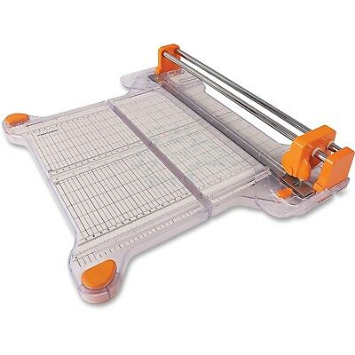 "Fiskars Procision Rotary Bypass Trimmer - Cuts 15sheet - 12.50"" Cutting Length -"