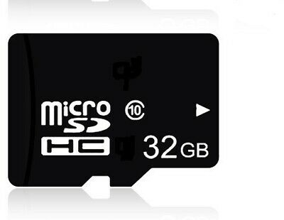 32GB Real Capacity Micro SD HC Class 10 SD Memory Card 🌟Fast Shipping- IN USA🌟