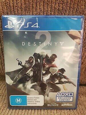 Destiny 2 -  PlayStation 4, PS4 Game BRAND NEW SEALED Fast postage
