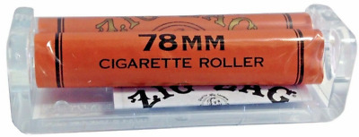 """Zig Zag AUTHENTIC Cigarette Roller/ Rolling Machine 🔥 78mm/1.25""""✓Free Ship USA✓"""
