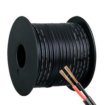 2.5MM Electrical Cable Twin & Earth Core Extension Wire 30M Car Solar Panel 12V