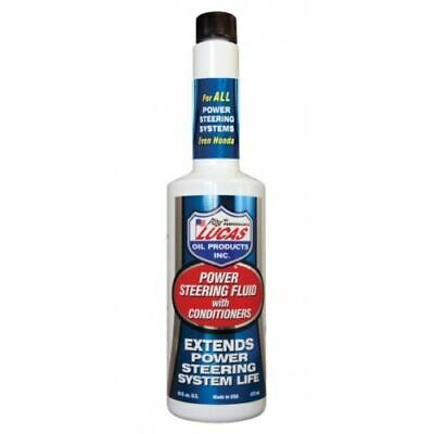 Power Steering Fluid With Conditioners 473ml 40442 Lucas Genuine Quality Product