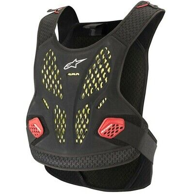 Alpinestars Sequence Body Armour Chest Protector Motocross MX Anthracite Adults