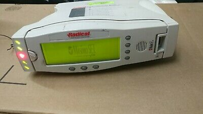 Masimo Set Radical Version 3 Signal Extraction Pulse CO-Oximeter