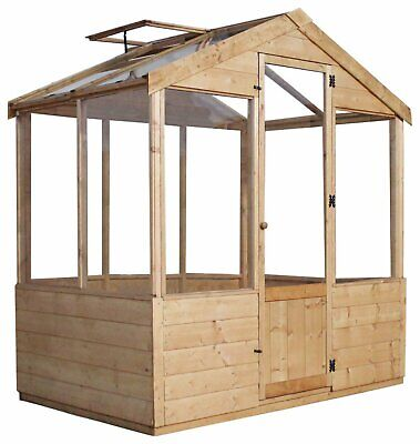 Mercia 7 x 4ft Traditional Greenhouse