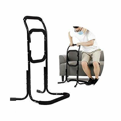 Bed Rails for Elderly Stand Assist Grab Bar for Bed Handicap Standing Mobility