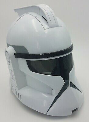 Star Wars, Clone Wars, Trooper Kids Play Space Helmet With Sound, Tested working