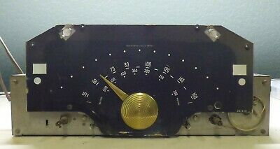 Vintage Post WWII 1946 Zenith Model 6R087 Radio Chassis Nice!