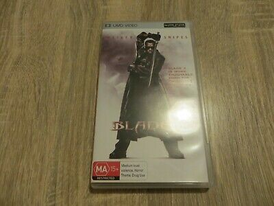 Blade II - Blade 2 - 2002 - UMD Video for Sony PSP - Very Good Condition