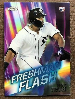 2019 Topps Chrome Freshman Flash Insert ~ Pick your Card