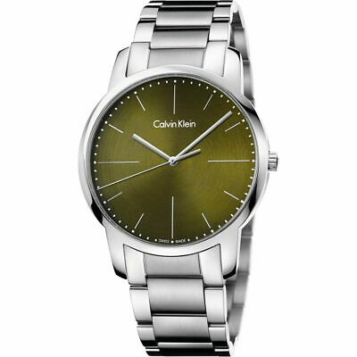 Calvin Klein Men's Quartz Watch K2G2G14L