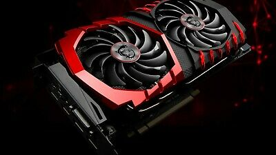 MSI GEFORCE GTX 1070 AERO ITX 8G OC Gaming Card GDDR5 HDMI
