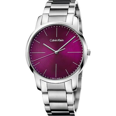 Calvin Klein Men's Quartz Watch K2G2G14P