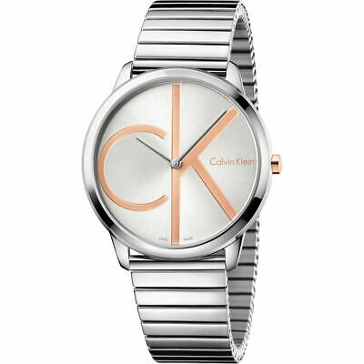 Calvin Klein Men's Quartz Watch K3M21BZ6