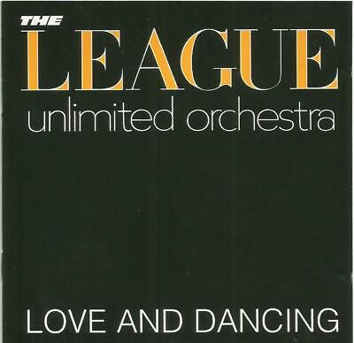 The League Unlimited Orchestra - Love And Dancing [Remastered] (CD 2003)