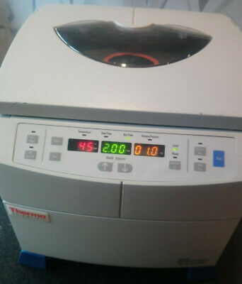 Thermo Scientific Savant SPD131DDA SpeedVac Concentrator With Plate Rotor