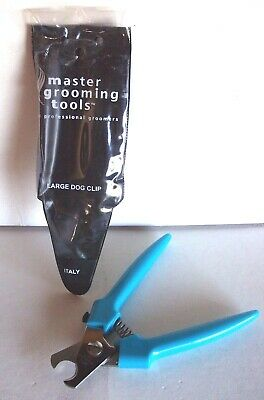 Master Grooming Tools Large Dog Nail Clipper Trimmer Made In Italy Professional