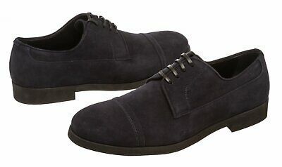 """DOLCE /& GABBANA Siracusa /""""Solide bi-color Derby Chaussures Noir Rouge 04665"""