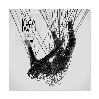 Korn The Nothing Signed CD