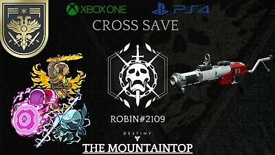 Only Triumph! - The mountaintop (Quest In Pursuit For Honor)- Xbox One