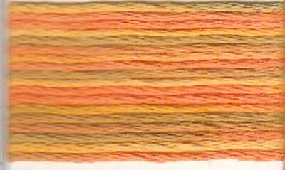 Anchor Sticktwist 6fädig 8 m 100 /% BW multicolor 1335
