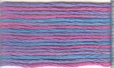 Anchor Sticktwist 6fädig 8 m 100 /% BW multicolor 1345