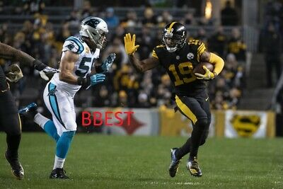the best attitude a7c7a 47091 CHRIS BOSWELL PITTSBURGH Steelers Touchdown Pass Vs Broncos ...