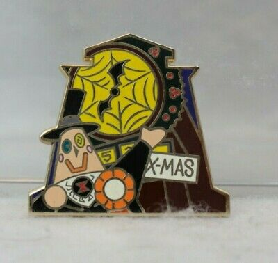Disney Parks Haunted Mansion Holiday 2017 Mystery Pin LE 250 Chaser Mayor