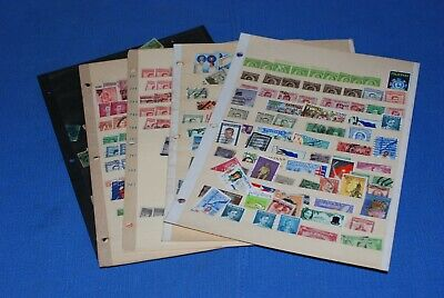 Philippines 7 pgs Area Accumulation stock sheets BlueLakeStamps
