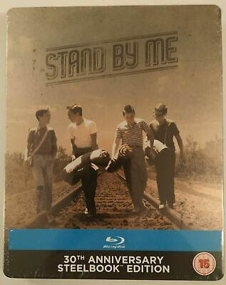 Stand by me (Compte sur moi) - Blu-Ray Steelbook Zavvi Exclusive - VF INCLUSE