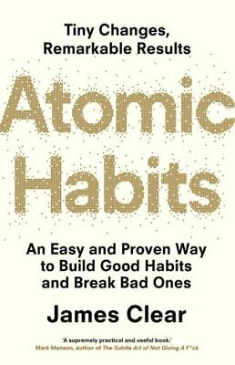 Atomic Habits by James Clear PDF **FAST DELIVERY**
