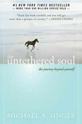 NEW The Untethered Soul By Michael A. Singer PDF **FAST DELIVERY**