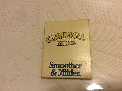 Collectable Camel Milds Match Book