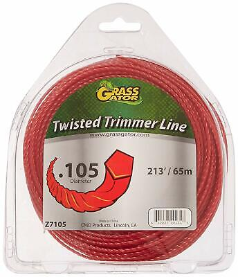 String Trimmer Line 3lb Spool Square Weed Eater Wacker Lawn Part .095in x 685ft