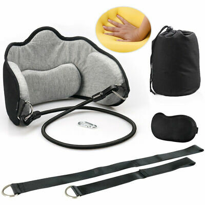 Hammock For Head Neck Pain Relief Support Massager Cervical Traction Car/Office
