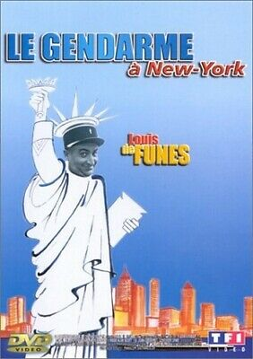 Le Gendarme à New-York (Louis de Funès) - DVD