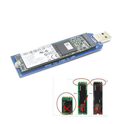 AB_ USB 3.0 to Nvme M-key M.2 B NGFF SATA SSD Conveter Adapter Cards Flash Disk