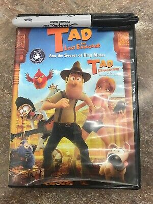 Tad The Lost Explorer Canadian ** Digital Code **
