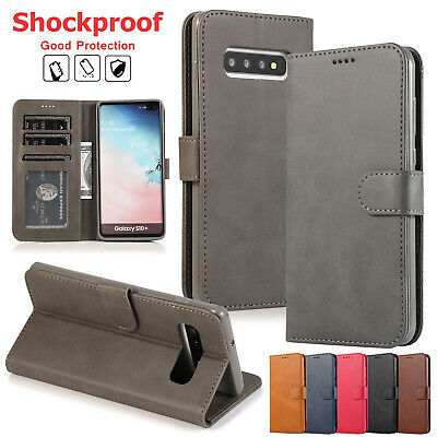 For Samsung A50 Case A30 A70 A10 A20e A5 2017 Magnetic Leather Wallet Flip Cover