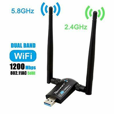 BROSTREND 1200MBPS AC3 Long Range USB WiFi Adapter 5 GHz