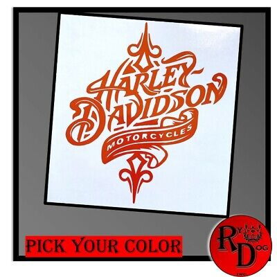 Harley Davidson Sticker decal Motorcycle decal