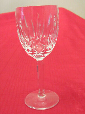 "Waterford Crystal ""Kildare"" Pattern Claret Wine Glasses (6)"