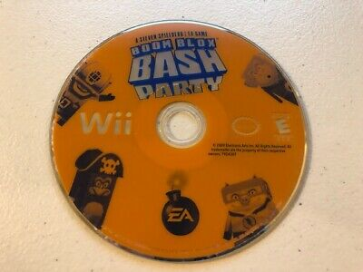 Boom Blox Bash Party - Nintendo Wii - DISC ONLY
