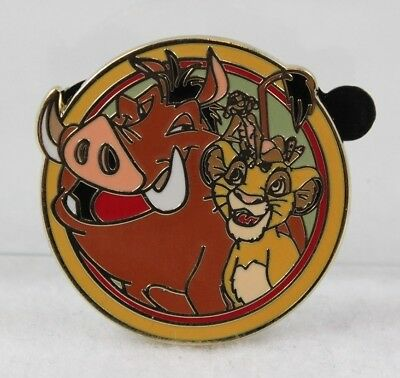 Disney Parks Pin 90190 Disney's Best Friends Mystery Pack Simba Timon Pumbaa
