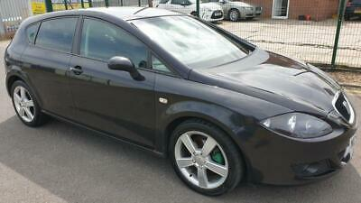 2006 SEAT LEON TDI STYLANCE DSG - FULL MOT - 7x SERVICE STAMPS - ANY PX WELCOME