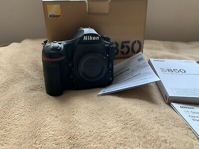AUTENTICO NIKON D850 Digital SLR Camera (Body Only) - EUR 2 114,00