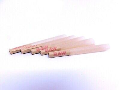 RAW Classic King Size Pre-Rolled Cones (100 Pack)  ⭐️  For Tobacco Use Only  ✓ ✓