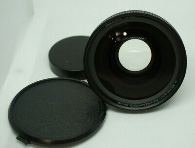 Raynox 3964-789-RAY High Quality Wide Angle HD Conversion Lens 0.66X 72mm 52mm